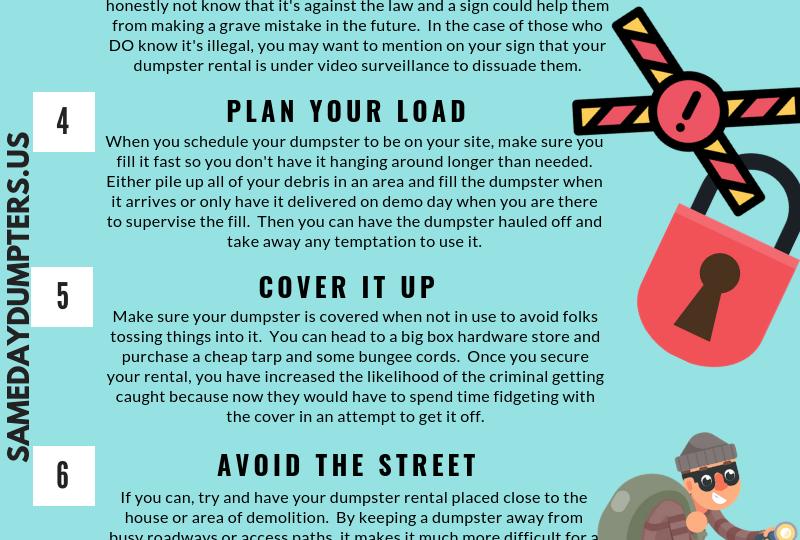 10 Ways TO Thwart Illegal Dumping - Markeda