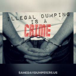 10 Tips To Thwart Illegal Dumping