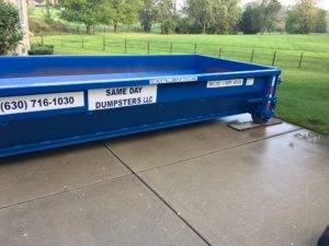 Dumpster 2587