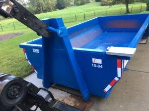 Dumpster 2592