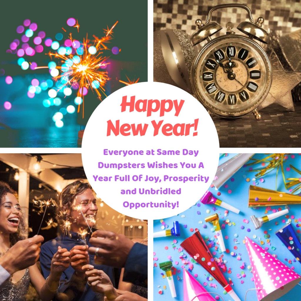 Happy New Year - 2019