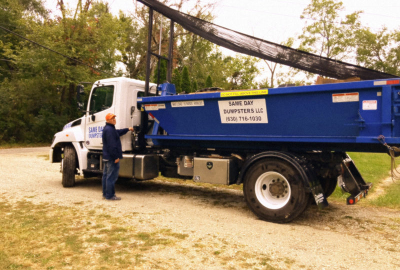 How To Choose A Reliable Dumpster Rental Company