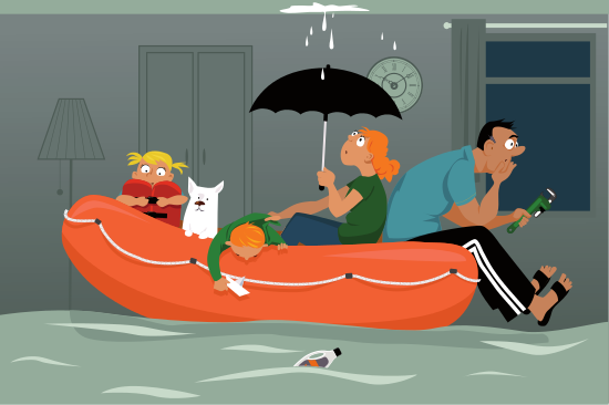 Tips For Home Flooding