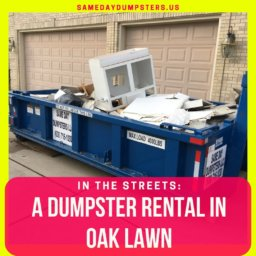 Oak Lawn Dumpster Rental