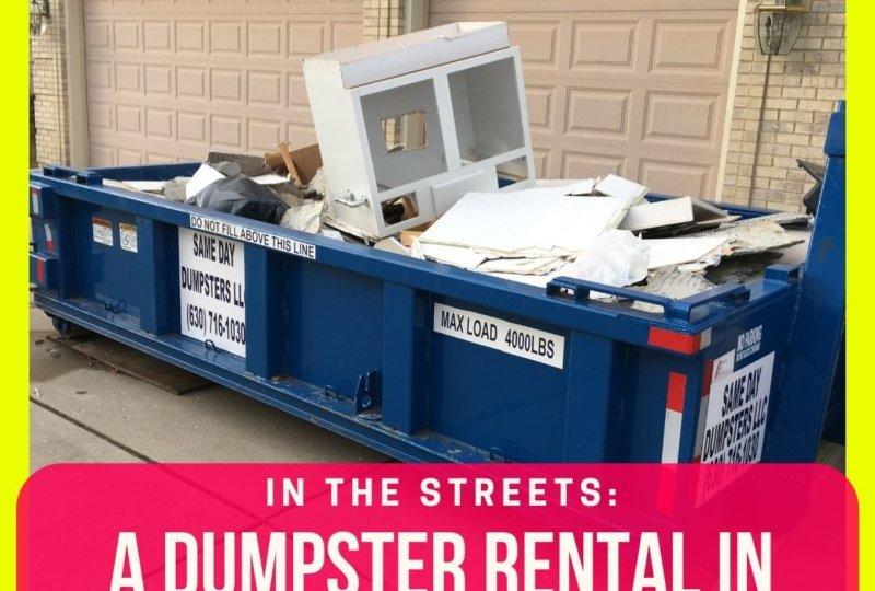 Oak Lawn Dumpster Rental