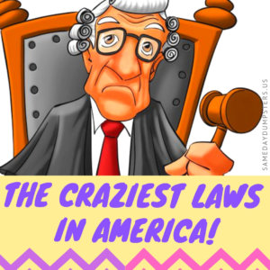Wacky Laws in the United States