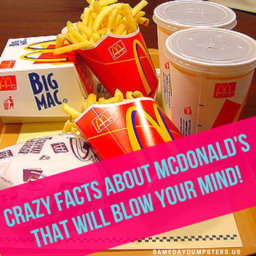 Weird McDonald's Facts