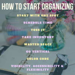 Tips On Organization
