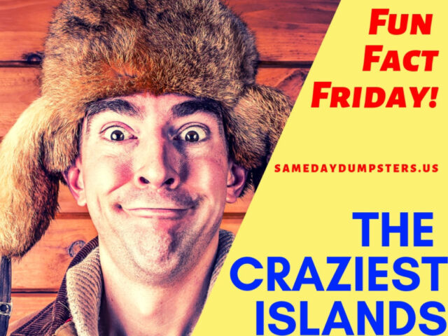The Wackiest Islands on the Planet!