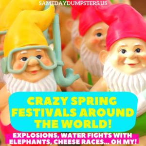 Fun Fact Friday for Spring!