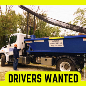 Now Hiring Drivers!