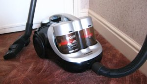 Example of HEPA Vacuum