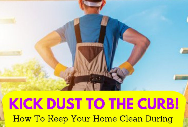 Remodel Clean Up Tips