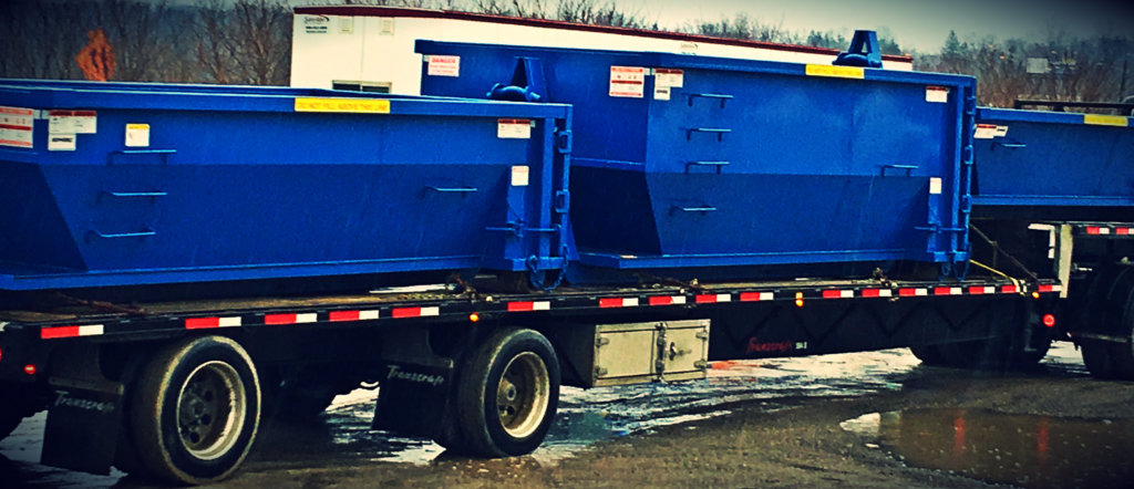 Moving Dumpsters to Naperville