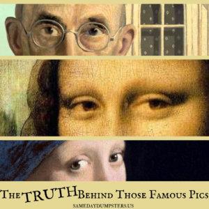 True Origins of Famous Paintings