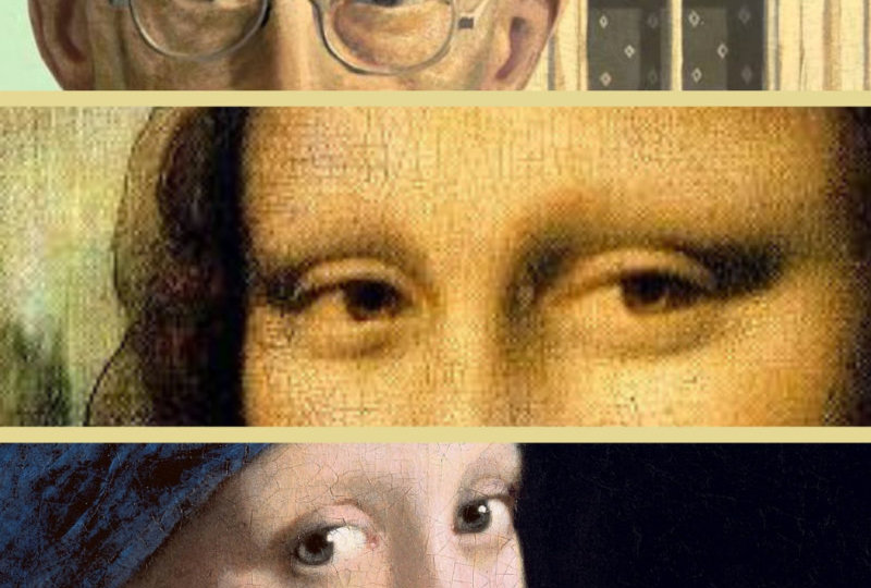True Origins of Famous Paintings