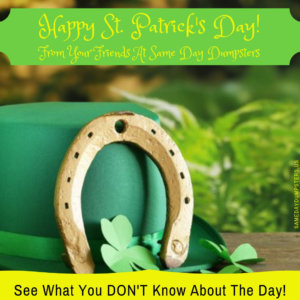 Facts About St. Patrick's Day