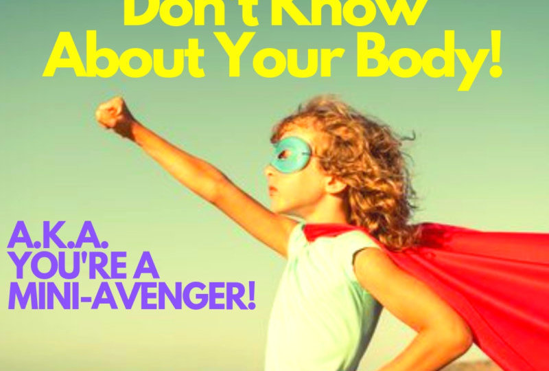 Crazy Things You Dont Know About Your Body