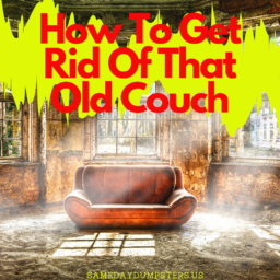 What To Do With That Old Furniture