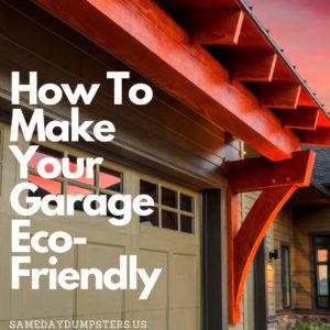 Environmentally Friendly Tips