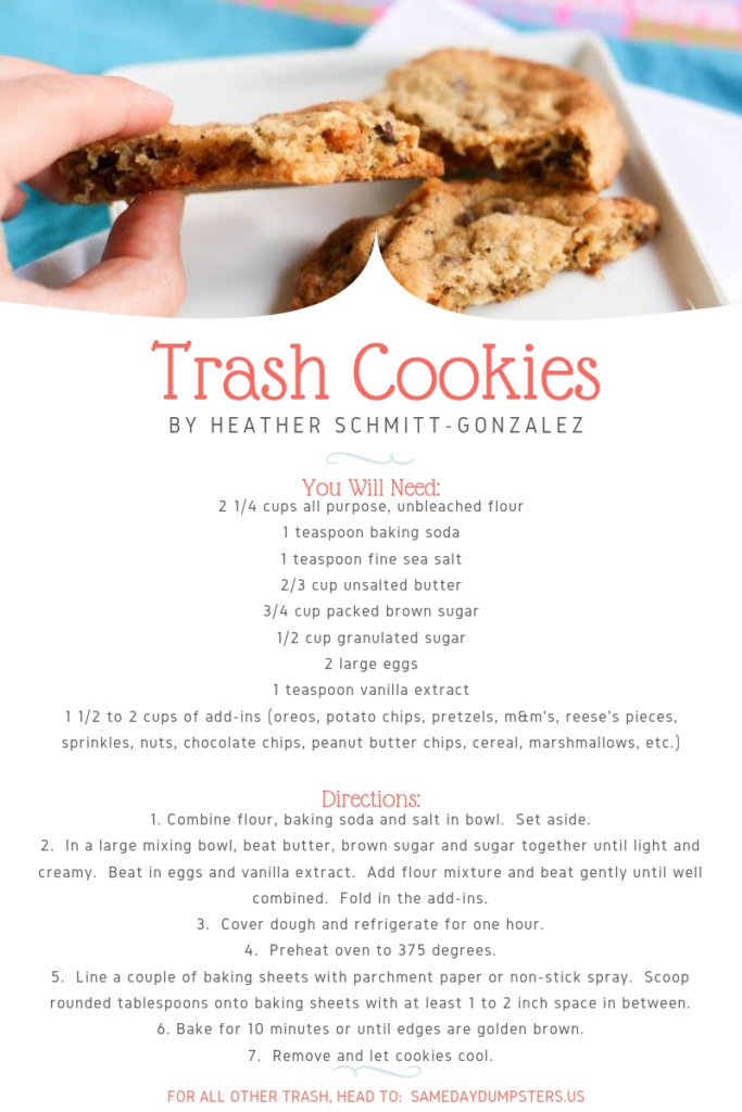 Trash Cookie Recipe