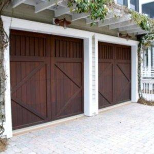 environmentally friendly garage doors