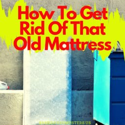 Old Mattress Disposal