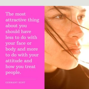 The Most Attractive Thing...