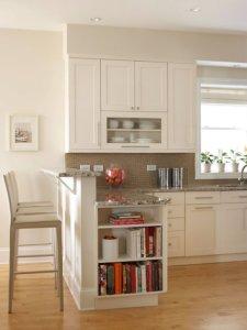 corner shelves on counters