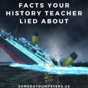 The Truth About History