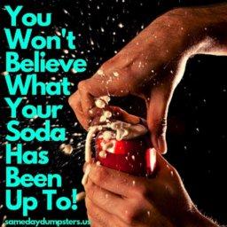 The Odd History of Soda