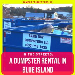 Blue Island Dumpsters