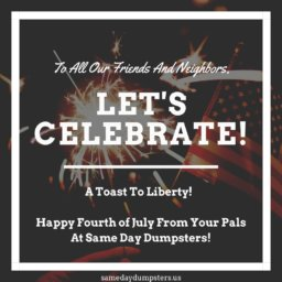 An Independence Day Message