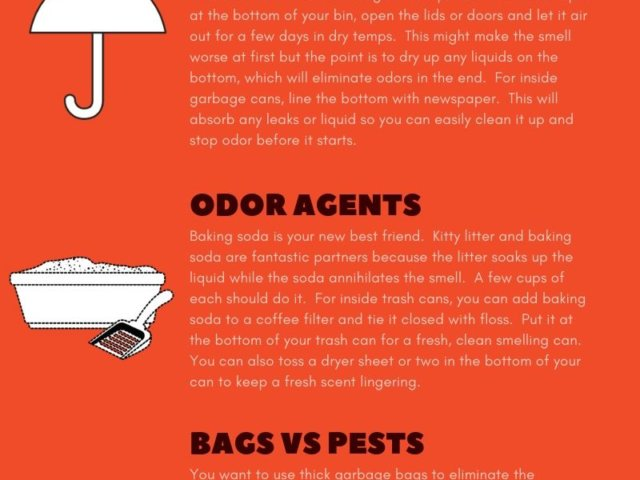How To Eliminate Odors