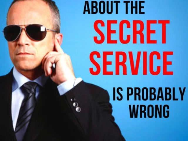 Truth about the Secret Service