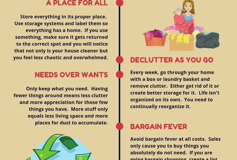 How To Become More Organized