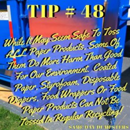 Hickory Hills Dumpster Tip 48 A