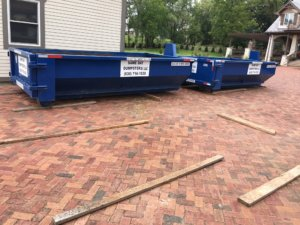 Protect Your Property From Dumpsters