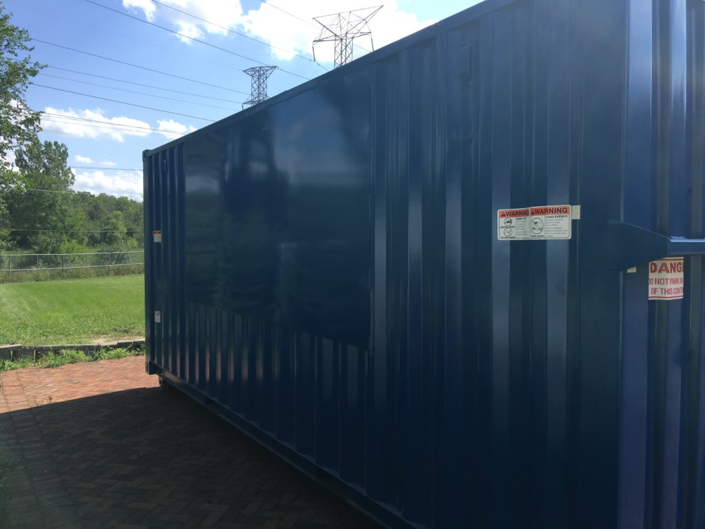 Same Day Dumpster New Products