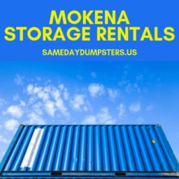 Storage Containers in Mokena