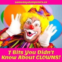 Clown Facts