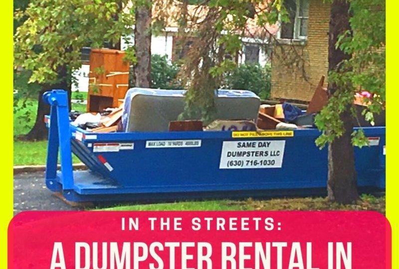 Hickory Hills Dumpster Rental