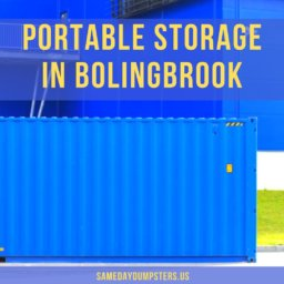 Bolingbrook Portable Storage