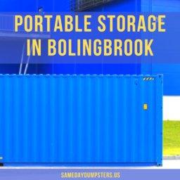 Bolingbrook Portable Storage