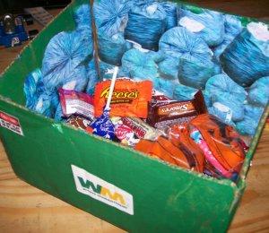 Halloween Dumpsters