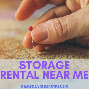 Portable Storage Locations