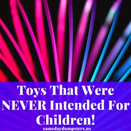 True Origins of Popular Toys