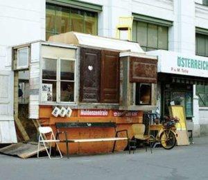 cafe dumpster