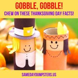 Same Day Dumpster Fun Fact Friday