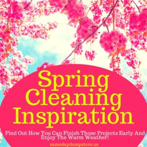 Spring Cleaning Inspiration